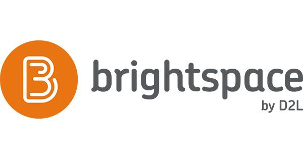 logo of Brightspace LMS
