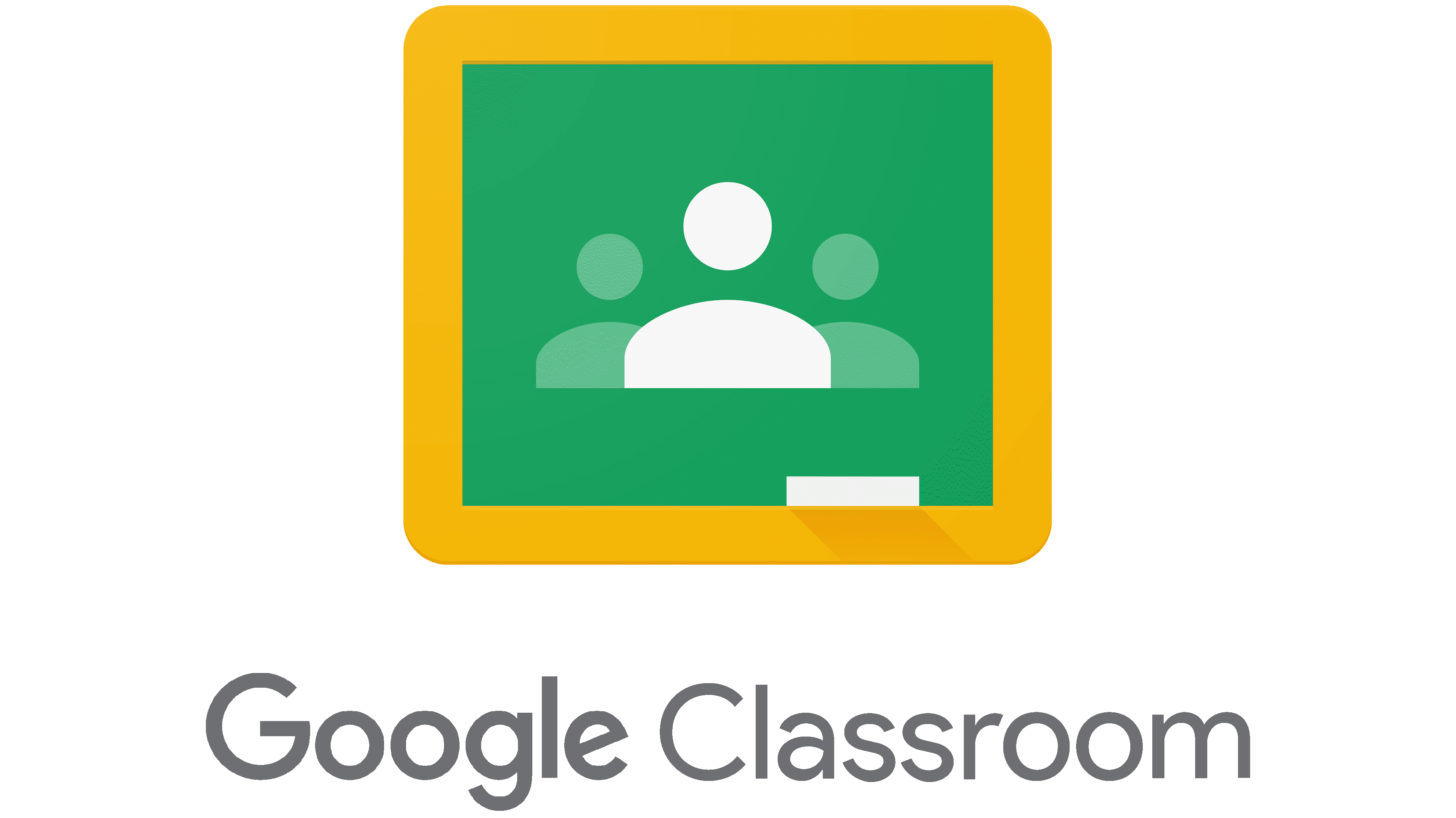 logo of Google Classroom